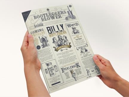 Billy Bootleggers